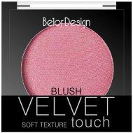 Румяна «BelorDesign» Velvet Touch, тон 103, 3.6 г.