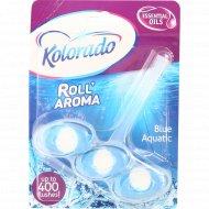 Туалетный брусок «Kolorado» Roll Aroma голубая бездна, 51 г.