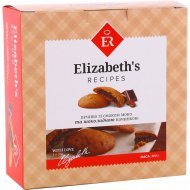 Печенье «Рецепты Элизабет» мокко и шоколадной начинкой, 300 г.