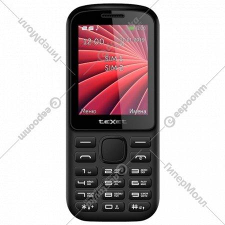 Мобильный телефон «Texet» TM-218