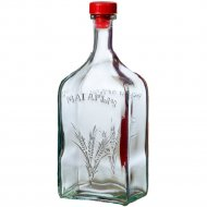 Бутылка «Магарычок» с пробкой, 1.2 л.