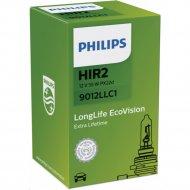 Автолампа «Philips» HIR2 9012LLC1