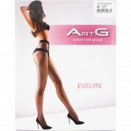 Колготки женские «Art G» Evelyn, размер 4, 20 den, Nero
