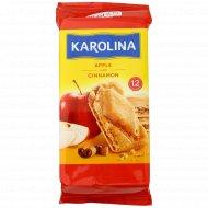 Сдобное печенье «Karolina» с яблоком и корицей, 225 г.