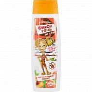 Гель для душа «Фиксики» абрикосовый йогурт, 420 мл