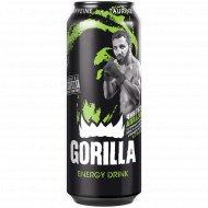 Напиток энергетический «Gorilla» 0.45 л.