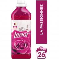 Кондиционер для белья «Lenor» Haute Couture La Passionnee, 910 мл.