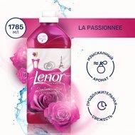 Кондиционер для белья «Lenor» Haute Couture La Passionnee, 1.785 л.