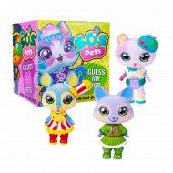 Фигурка-сюрприз «Rainbow» SOS Pets, Милые зверята, IC05691801