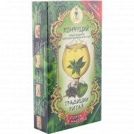 Чай зеленый листовой«Конфуций»набор чая «Традиции Китая» 80 г.