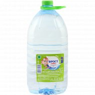Вода питьевая негазированная «Фрост» фред и стелла, 5 л.