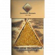 Сахар-песок «Golden Brawn» тростниковый нерафинированный, 500 г.