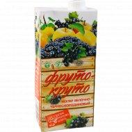 Нектар «Фруто круто» яблочно-черно-смородиновый, 1 л.