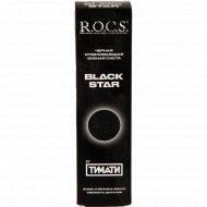 Зубная паста «R.O.C.S» blackstar, 74 г.