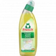 Очиститель для унитаза «Frosch» лимон 750 мл.