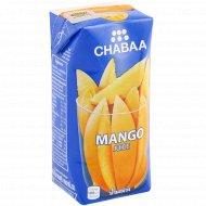 Напиток «Chabaa» с соком манго, 180 мл.