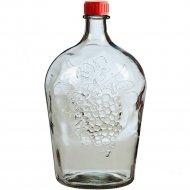 Бутылка «Ровоам» с крышкой, 4.5 л.