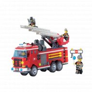 Конструктор «Enlighten» пожарная машина, 904.