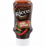 Соус томатный «Mr. Ricco» супер острый, 330 г.