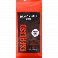 Кофе жареный в зернах «BlackMill» эспрессо 1000 г.