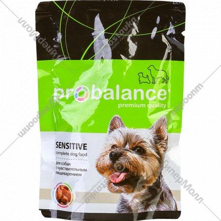 Корм «ProBalance» для собак с чувствительным пищеварением, 100 г.