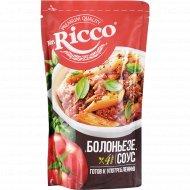 Соус томатный «Mr. Ricco» болоньезе, 385 г