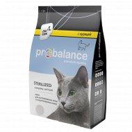 Корм сухой «ProBalance» для стерилизованных кошек Sterilized, 400 г