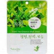 Маска питательная «Natureby» с экстрактом зеленого чая, 23 г.