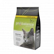 Корм «ProBalance» для кошек с чувствительным пищеварением, 400 г.