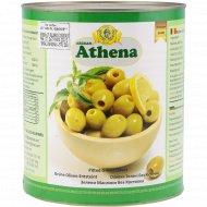 Оливки «Anthena» без косточки, 3,1 кг.
