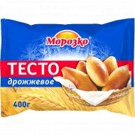 Тесто дрожжевое «Морозко» 400 г