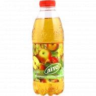 Нектар «Лiто» яблочно-виноградный, 0.9 л.