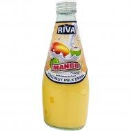 Напиток «Blue Riva» кокосовое молоко со вкусом манго, 290 мл.