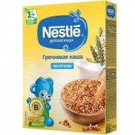 Каша молочная «Nestle» гречневая, 220 г.