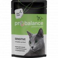 Корм для кошек «ProBalance» чувствительное пищеварение, 85 г