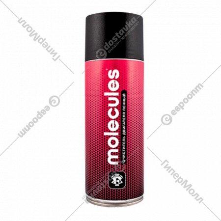 Очиститель двигателя пенный «Molecules» аэрозоль, MLS208, 520 мл.