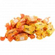 Конфеты глазированные «Нуга рошен» 1 кг., фасовка 0.3-0.4 кг