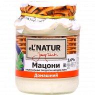 Мацони «EL'natur» домашний, 3.6%, 250 г.