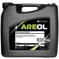 Масло моторное «Areol» Eco Protect Z, 5W30AR035, 20 л