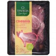 Полуфабрикат из свинины «Свинина для запекания» тазобедренная часть, 1 кг
