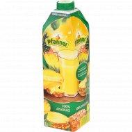 Сок ананасовый «Pfanner» 1 л.