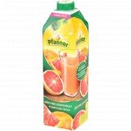 Сок грейпфрутовый «Pfanner» 1 л.