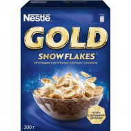 Хлопья кукурузные «Nestle» Gold» с сахаром, 300 г.
