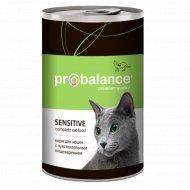 Корм для кошек «ProBalance» с чувствительным пищеварением, 415 г.