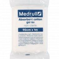 Марля медицинская «Medrull» нестерильная, 1мх90 см.