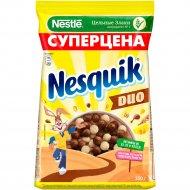 Готовый завтрак «Nesquik Duo» 250 г.