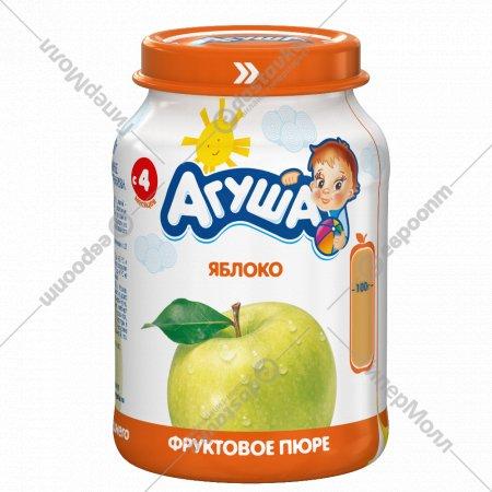 Пюре «Агуша» яблоко, 200 г.