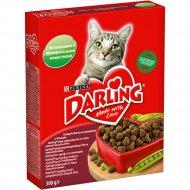 Корм для кошек «Darling» с мясом по-домашнему и овощами, 300 г