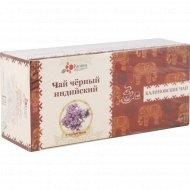 Чай черный «Калиновские чаи» индийский, с чабрецом, 20х1.2 г.