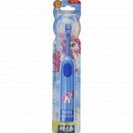 Детская электрическая зубная щетка «D.I.E.S Пони» 1 шт.